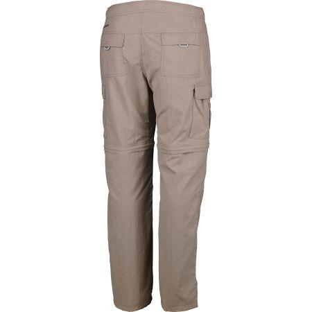 Men's outdoor pants - Columbia CASCADES EXPLORER CONVERTIBLE PANT - 2