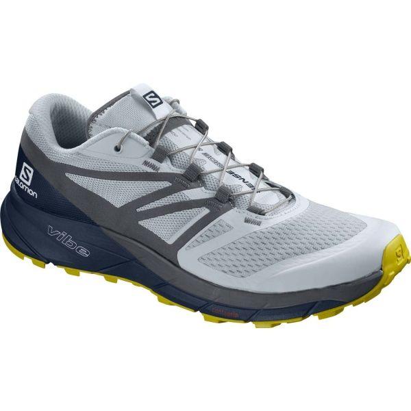 Salomon SENSE RIDE 2 - Pánska trailová obuv