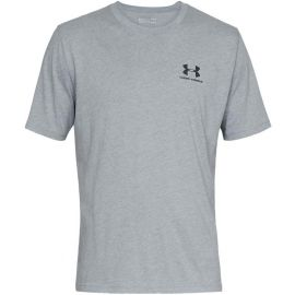 Under Armour SPORTSTYLE LEFT CHEST SS - Pánske tričko