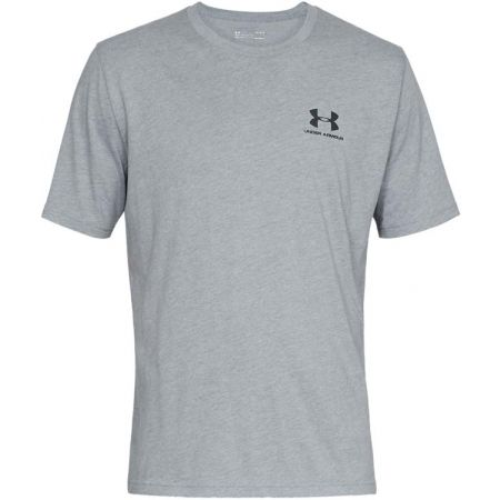 Under Armour SPORTSTYLE LEFT CHEST SS - Pánské triko