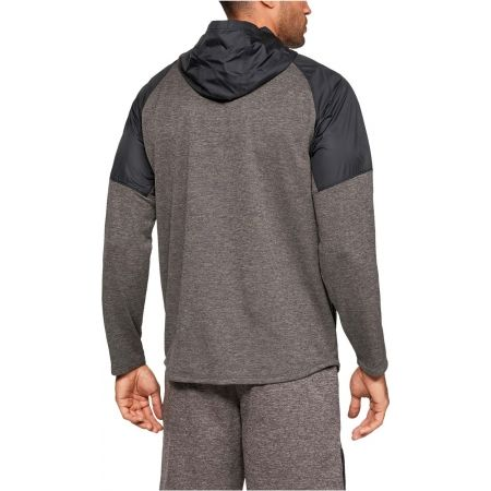 Men's sweatshirt - Under Armour MK1 TERRY FZ HOODIE - 6