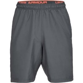 Under Armour WOVEN GRAPHIC WORDMARK SHORT - Spodenki męskie