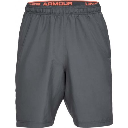 Pánské šortky - Under Armour WOVEN GRAPHIC WORDMARK SHORT - 1