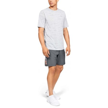 Men's shorts - Under Armour WOVEN GRAPHIC WORDMARK SHORT - 3
