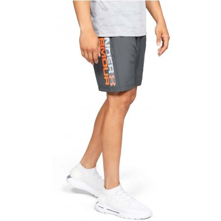 Men's shorts - Under Armour WOVEN GRAPHIC WORDMARK SHORT - 4