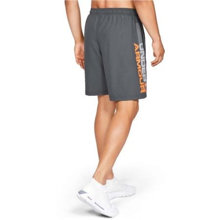 Men's shorts - Under Armour WOVEN GRAPHIC WORDMARK SHORT - 5