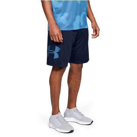 Men's shorts - Under Armour TECH GRAPHIC SHORT NOV - 4