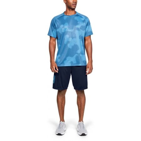 Men's shorts - Under Armour TECH GRAPHIC SHORT NOV - 3