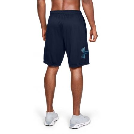 Men's shorts - Under Armour TECH GRAPHIC SHORT NOV - 5