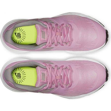 Dievčenská bežecká obuv - Nike STAR RUNNER GS - 4