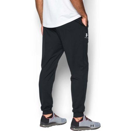 Men's sweatpants - Under Armour SPORTSTYLE TRICOT JOGGER - 5