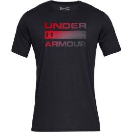 Under Armour UA TEAM ISSUE WORDMARK SS - Pánské triko