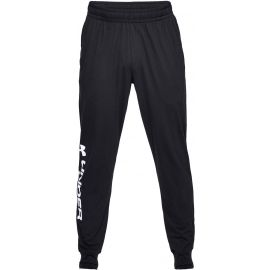 Under Armour SPORTSTYLE COTTON GRAPHIC JOGGER - Pánske tepláky