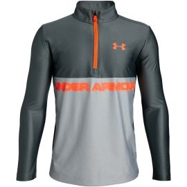Under Armour TECH 1/2 ZIP - Boys' sweatshirt