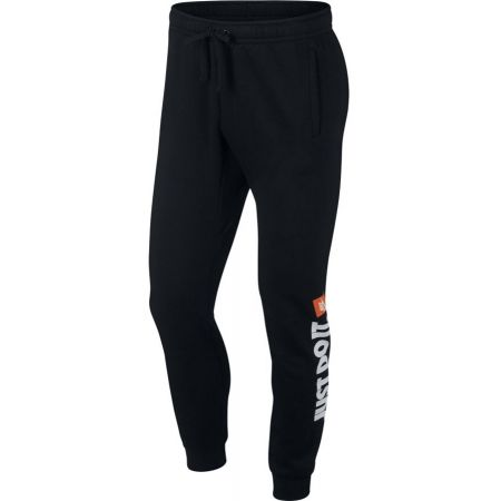 Men's sports trousers - Nike NSW JDI JGGR FLC - 1
