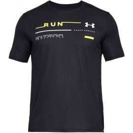 Under Armour RUN GRAPHIC TEE - Men's running T-shirt