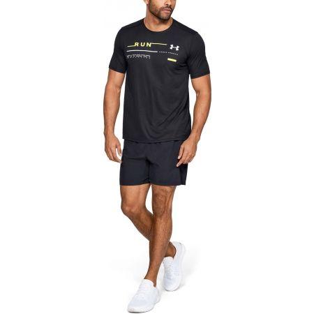 Pánské běžecké triko - Under Armour RUN GRAPHIC TEE - 3