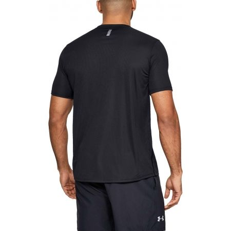 Pánské běžecké triko - Under Armour RUN GRAPHIC TEE - 5
