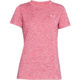 Under Armour TECH SSC - TWIST - Tricou damă