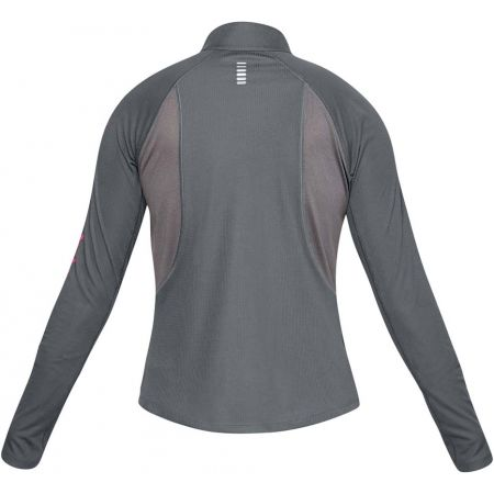 Dámské triko - Under Armour SPEED STRIDE SPLIT WORDMARK HALF ZIP - 2