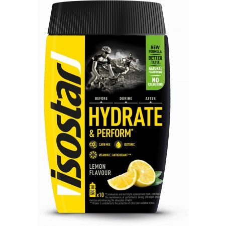 Isostar HYDRATE PERFORM CITRON 400 G