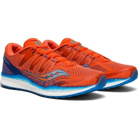 Men's running shoes - Saucony FREEDOM ISO 2 - 5