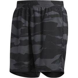 adidas RUN IT CAMO SHO - Мъжки шорти за бягане