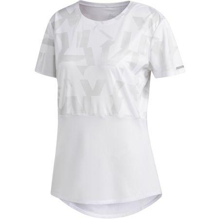 Dámské běžecké tričko - adidas OWN THE RUN TEE - 1