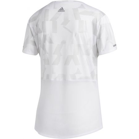 Dámské běžecké tričko - adidas OWN THE RUN TEE - 2