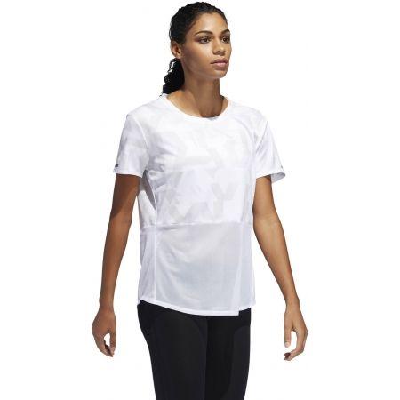 Dámské běžecké tričko - adidas OWN THE RUN TEE - 7