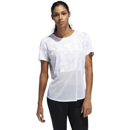 Dámské běžecké tričko - adidas OWN THE RUN TEE - 4