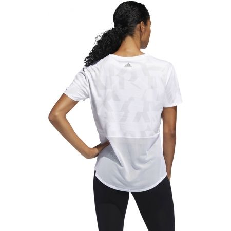 Dámské běžecké tričko - adidas OWN THE RUN TEE - 5