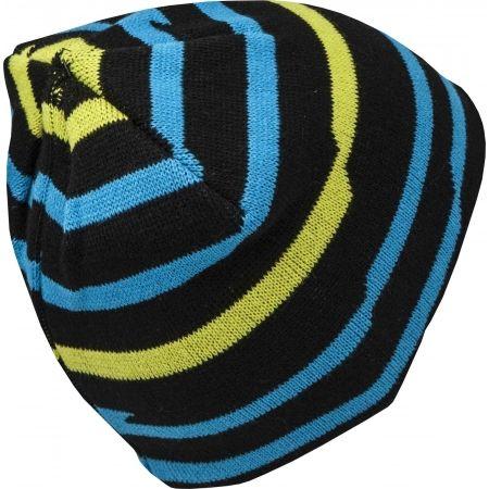 Chlapecká pletená čepice - Lewro AZELF - 2