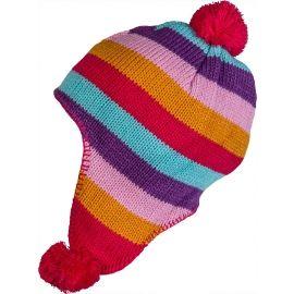 Lewro LOLA - Căciulă tricotată fete