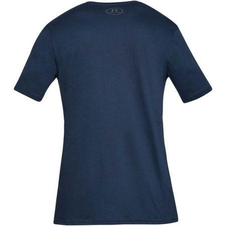 Herren Shirt - Under Armour SPORTSTYLE LOGO SS - 2