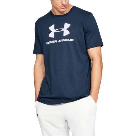 Tricou de bărbați - Under Armour SPORTSTYLE LOGO SS - 4