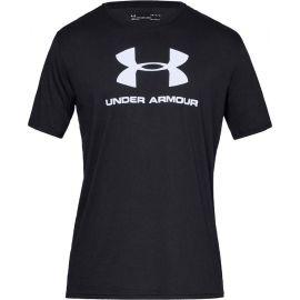 Under Armour SPORTSTYLE LOGO SS - Tricou de bărbați