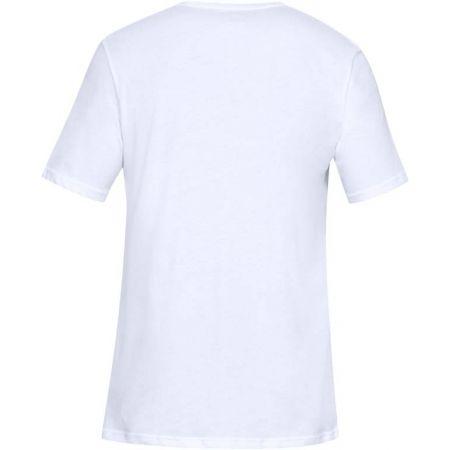 Pánske tričko - Under Armour SPORTSTYLE LOGO SS - 2