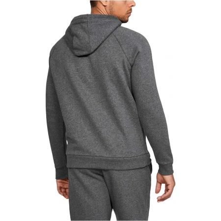 Pánska mikina - Under Armour RIVAL FLEECE PO HOODIE - 5