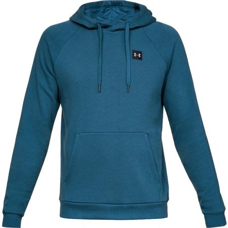 Under Armour RIVAL FLEECE PO HOODIE - Pánska mikina