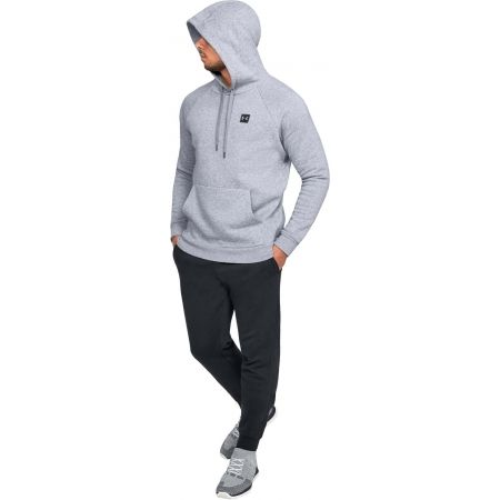 Pánska mikina - Under Armour RIVAL FLEECE PO HOODIE - 3