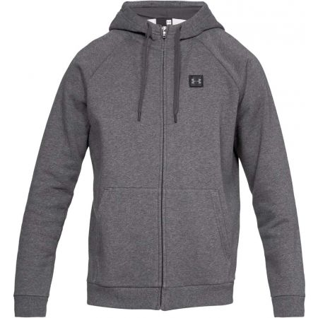 Under Armour RIVAL FLEECE FZ HOODIE - Hanorac bărbați