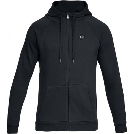 Under Armour RIVAL FLEECE FZ HOODIE - Pánska mikina