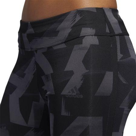Dámské běžecké legíny - adidas OWN THE RUN TGT - 7