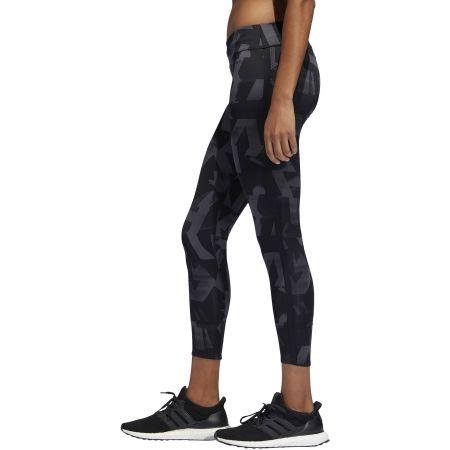 Dámské běžecké legíny - adidas OWN THE RUN TGT - 4
