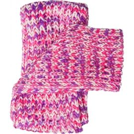 Lewro BIBURELA - Girls' knitted scarf