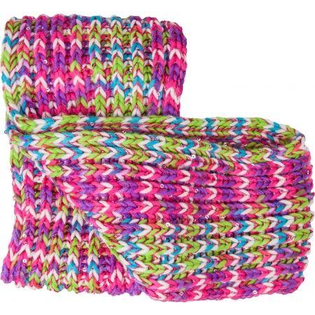 Lewro BIBURELA - Dievčenský pletený šál