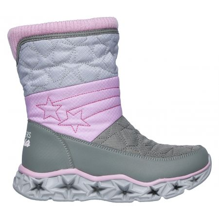 skechers girls boots