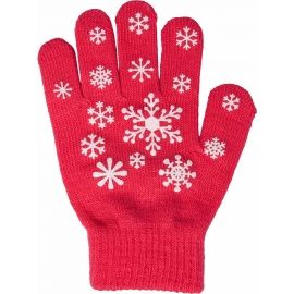 Lewro ANIFE - Girls' knitted gloves