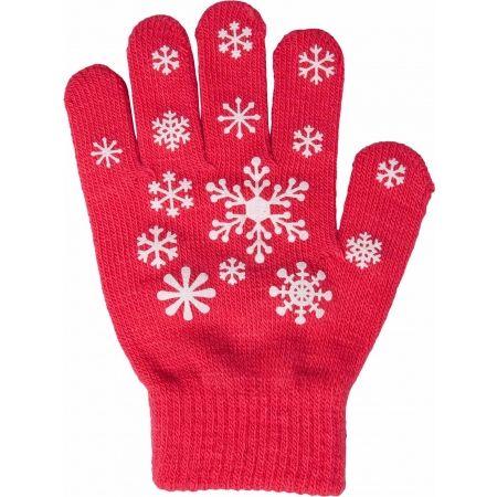 Lewro ANIFE - Dievčenské pletené rukavice